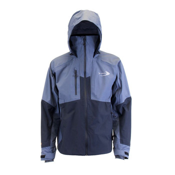 Blackfish Aspire Rain Jacket Charcoal/Black Small