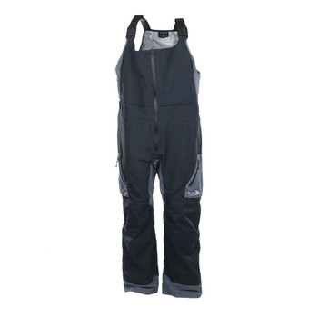 Blackfish Aspire Rain Bibs Charcoal/Black Small