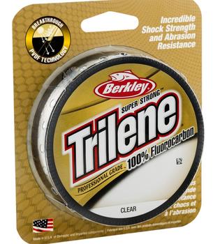 Berkley Trilene 100% Fluorocarbon 200 YDS 8 LB