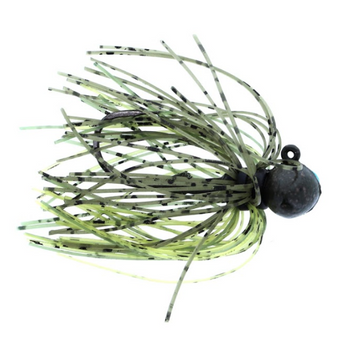 Missile Baits Ike's Micro Football Jig Dill Pickle 3/8