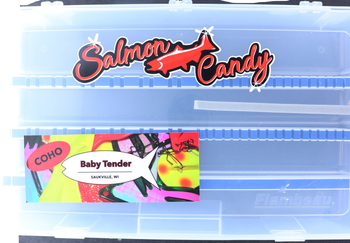 Salmon Candy Coho Tender