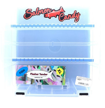Salmon Candy XL Flasher Tender