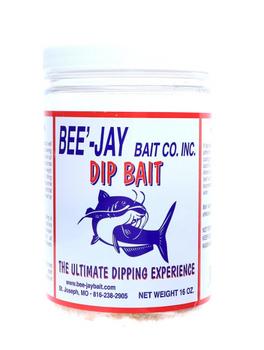 Bee-Jay Cat Dip Bait  Original 16 oz