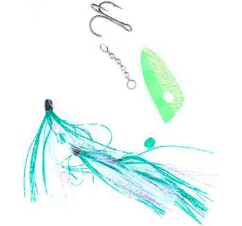 Salmon Candy Trout Rigs 50/50 Frog Size 2