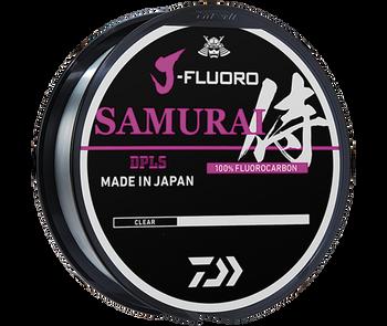 Daiwa J-Flouro Samurai Flourocarbon Line 4lb