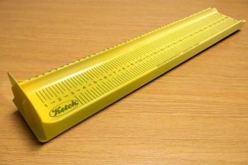 """Ketch 32"""" Carbonate Fish Measuring Board"""
