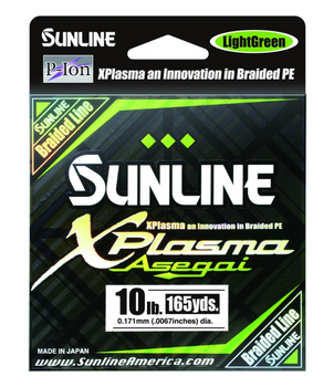 Sunline Xplasma Asegai Braid