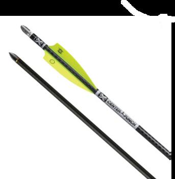 """TenPoint EVO-X  Arrows 20"""" w/Metal Alpha Nocks 6pk"""