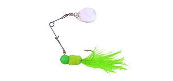 Mr. Crappie Spin Daddy Lime/Chart/Lime 1/8 oz