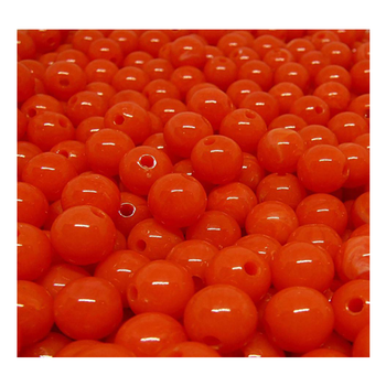 Mr. Derks Tackle Milking Roe (Acrylic) Beads Alaskan Roe 10 mm