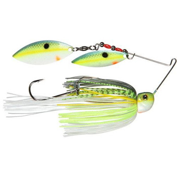 Strike King Tour Grade Spinnerbait Chartreuse Sexy Shad 1/2 oz.