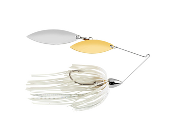 War Eagle Double Willow Nickel Spinnerbait