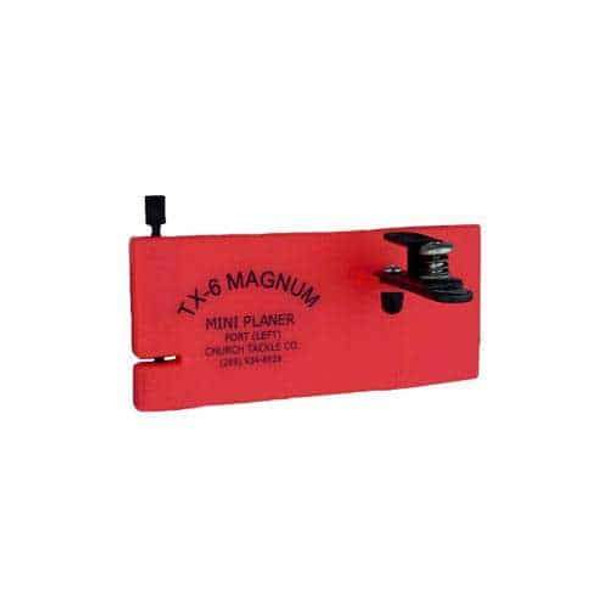 Church Tackle TX-6 Mini Planer Board Starboard/Right