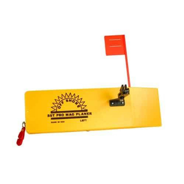 Off Shore Tackle SST Pro Mag Planer Board Yellow OR37R