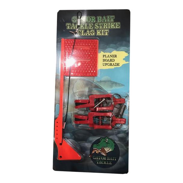 Gator Bait Tackle Strike Flag Kit