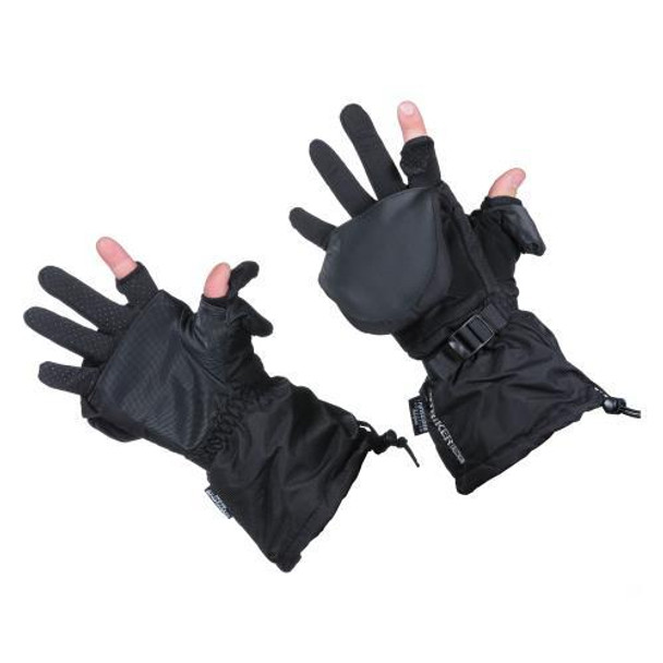 Striker Ice Climate Crossover Mitts Black L