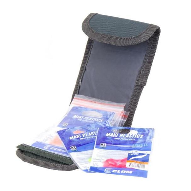 Clam Soft Plastics Wallet