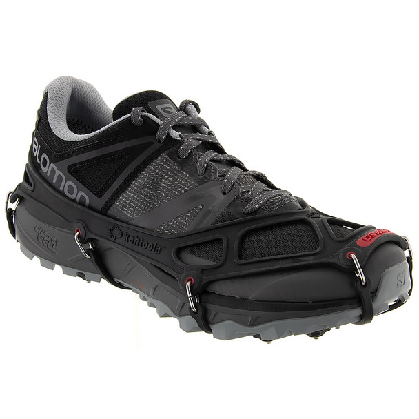 Kahtoola EXOspikes Footwear Traction Black X-Large