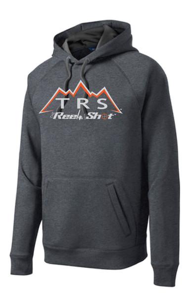 TRS ST Custom Apparel Tech Hoody Grey Large