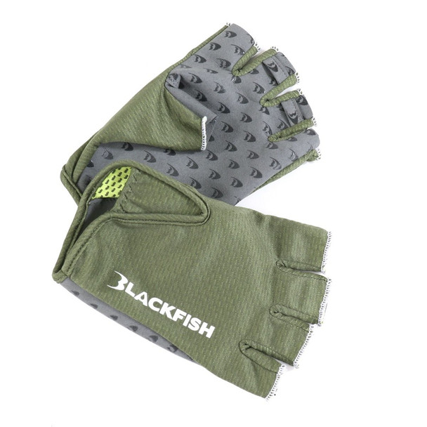 Blackfish Guide Sun Glove Moss Green XL