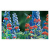 "Hovering Hummingbird Welcome Mat 18"" x 30"" - 11129"