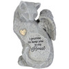 "Cat Angel ""In My Heart Cat"" Always Near Figurine"