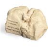 Cat Came Purred Conquered Rock Urn Memorial 49501
