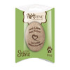 DOG Memorial Pocket Stone Paw Prints on My Heart 49720D