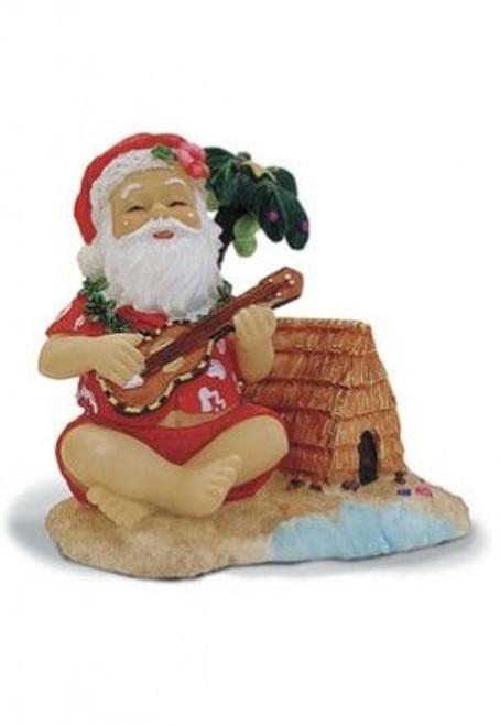 Christmas Ornament Santa on the Beach - 13042000