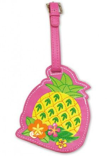 Pineapple Theme Luggage / ID Tag - 13583000
