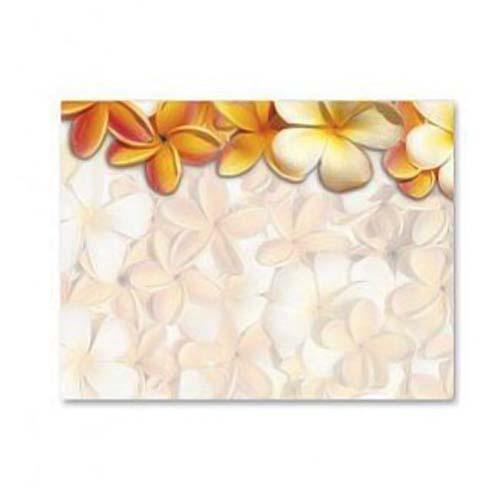 Plumerias Sticky Notes 26018000