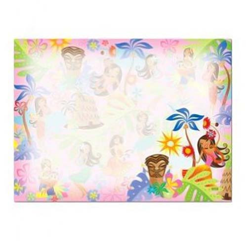 Island Hula Honeys Sticky Notes 26110000