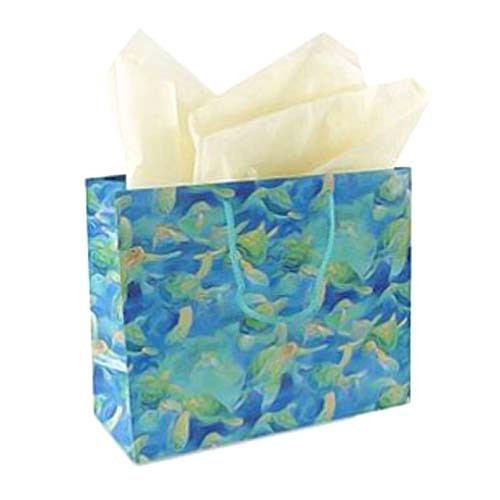 Swimming Honu Horizontal Gift Bag Large 30094005