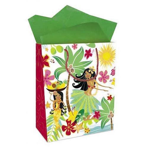 Hula Honeys Gift Bag Large 30111003