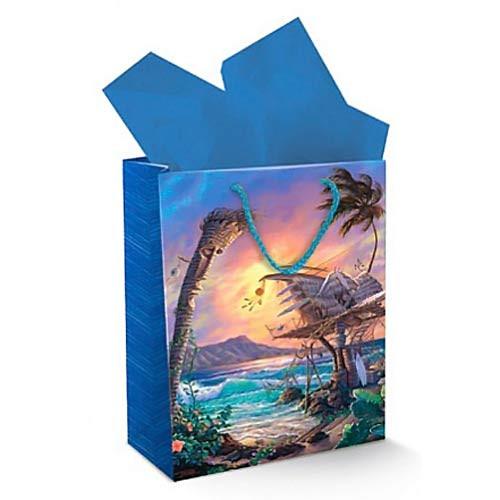 Beach Sunset Gift Bag Medium 30144002