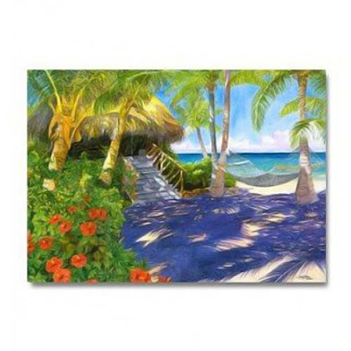 Perfect Day Greeting Card 67300001