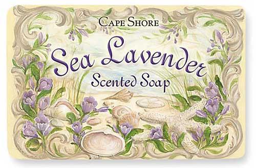 Bar Soap Sea Lavender 40-205