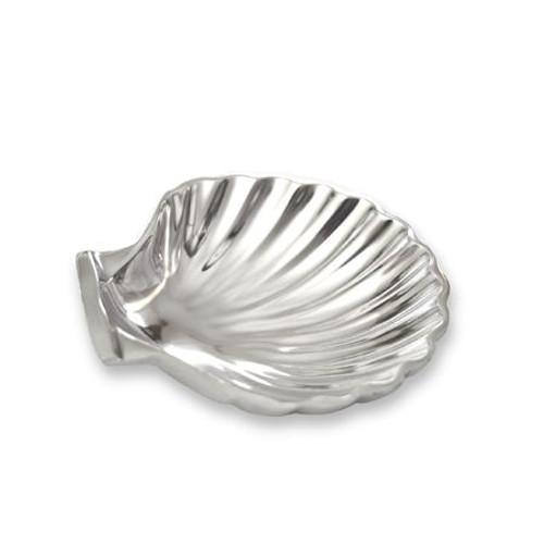Sea Shell Metal Small Dish - 2929