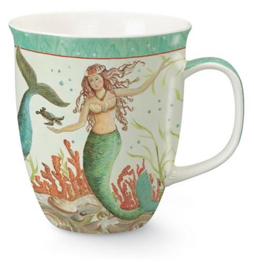 Mermaid Hideaway Coffee Mug - 818-43