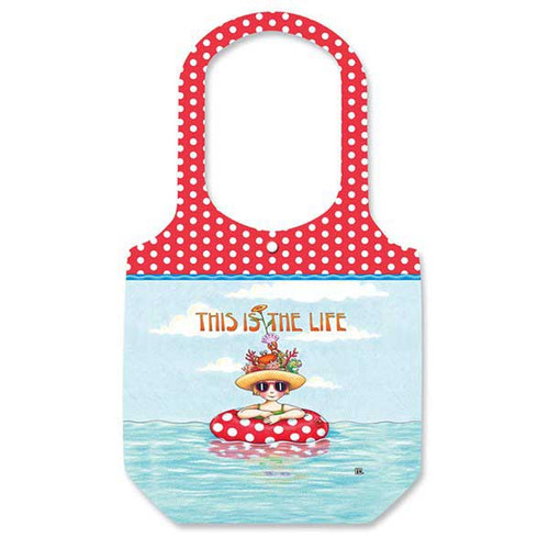 Travel Tote Mary on Vacation 907-25