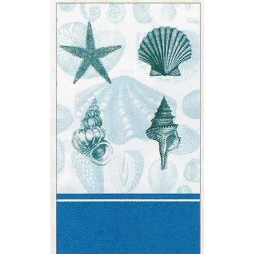 Sea Shells Paper Guest Towels - PPGT05903