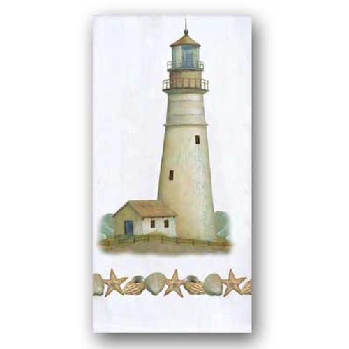 Coastal Lighthouse Flour Sack Towel R2353