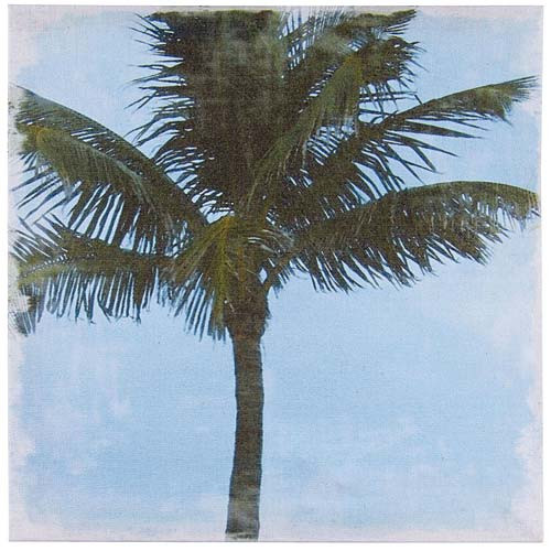 Canvas Art - Palm Tree Wall Decor 71172B