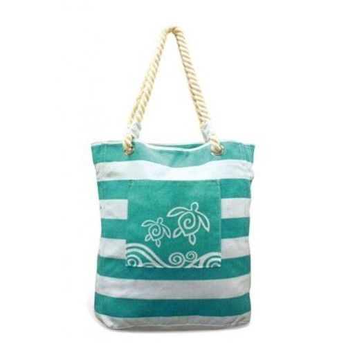 Honu Swirl Sea Turtle Tote Bag 40449001