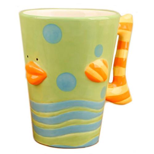 Ceramic Fish Mug 12315