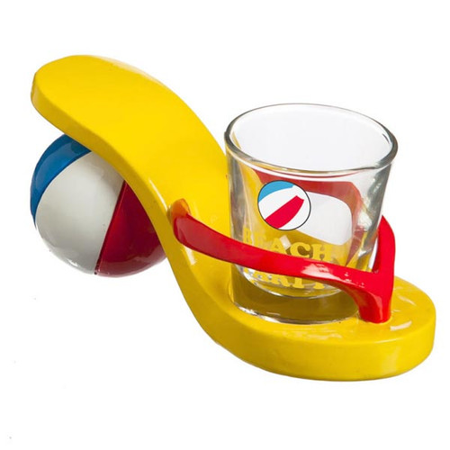 Flip Flop Novelty Shot Glass 2SHR015