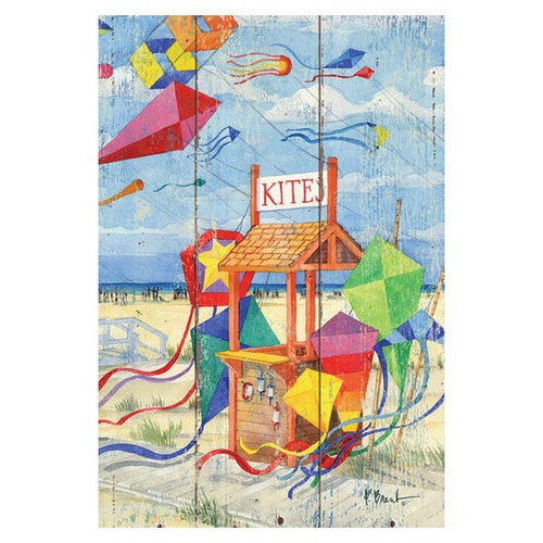 Beach Fun Kites GARDEN Flag - 119999