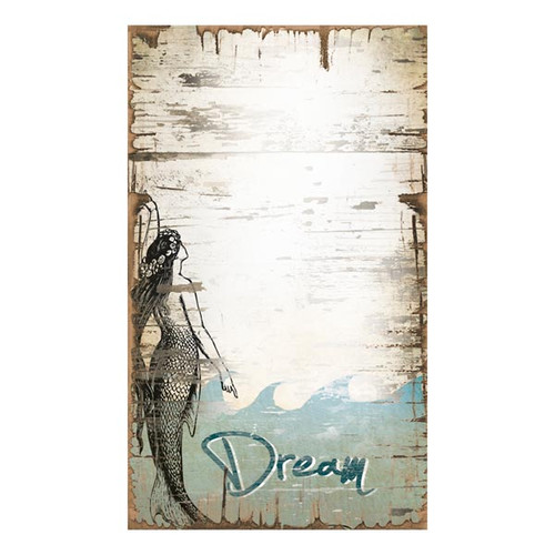 Mermaid Dream Mini Note Pad - 21048