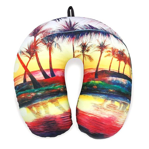 Travel Tropical Pillow