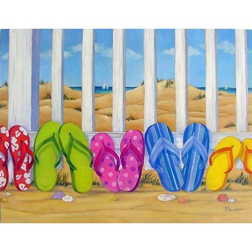 Life is a Beach Note Cards Pack of 8 BTN35987